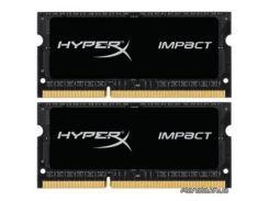 Kingston SODIMM DDR3 16GB (2x8GB) 1600 MHz (HX316LS9IBK2/16)