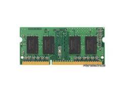 Kingston SoDIMM DDR3 2GB 1600 MHz (KVR16S11S6/2)