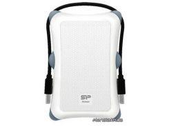 Silicon Power Armor A30 2 TB USB 3.0 White (SP020TBPHDA30S3W)