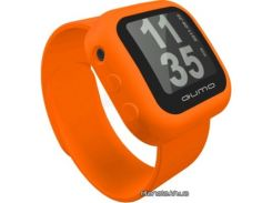 MP3/MP4 плеер Qumo SPORTSWATCH 4Gb Orange