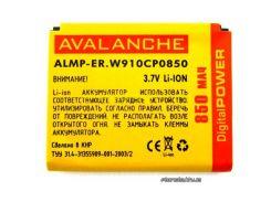 Avalanche премиум Sony Er W910/850mAh