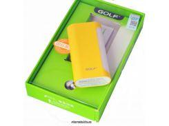Golf GF-D12 yellow 5000mah