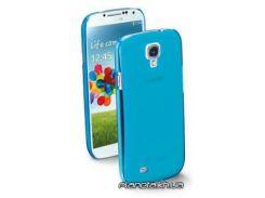 Cellular Line Samsung i9500 Galaxy SIV Blue (COOLGALAXYS4B)