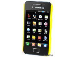 Jekod чехол Shine Case для Samsung s5830 Galaxy Ace Yellow (15679)