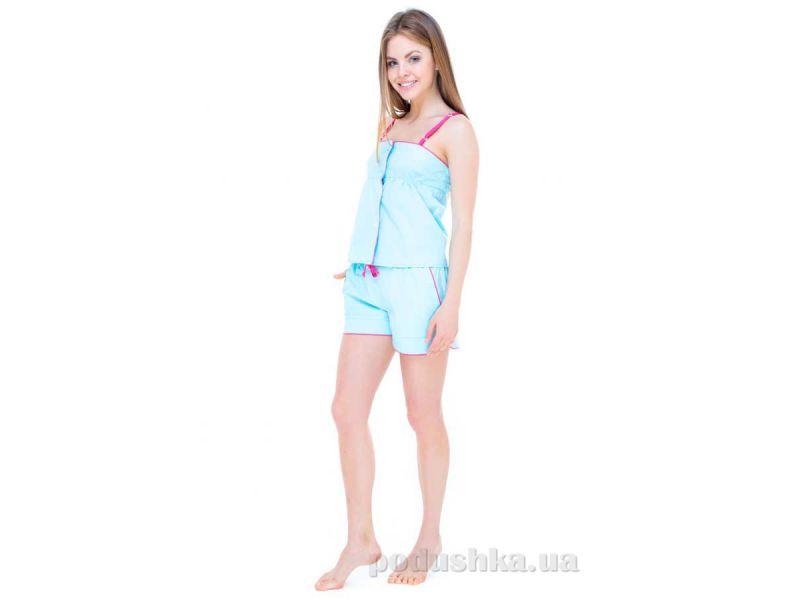 699746b811d55 Женская пижама Sweet Home 1140 голубая S купить недорого за 700 грн ...