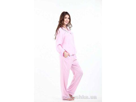 c53a22af8e6a7 Женская пижама Sweet Home 1128 светло-розовая S купить недорого за 1 ...