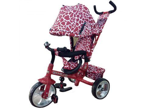 Трехколесный велосипед Baby Tilly Zoo-Trike T-342 Dark Red Киев