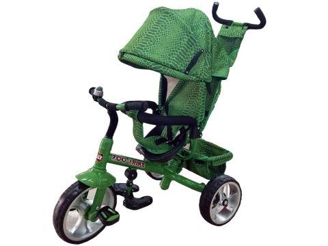 Трехколесный велосипед Baby Tilly Zoo-Trike T-342 Green Киев