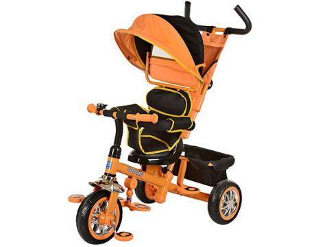 Трехколесный велосипед Bambi B32-TM-2 Оранжевый Киев