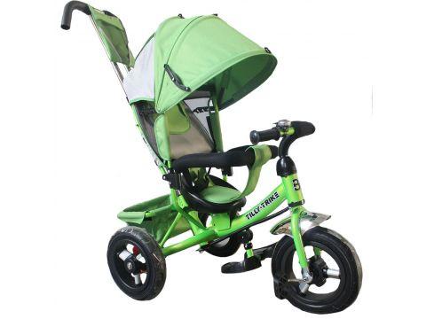 Трехколесный велосипед Tilly Trike T-364 Зеленый Киев
