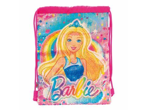 Сумка-мешок детская Yes DB-11 Barbie Sequins Киев