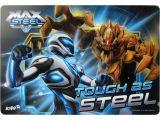 Цены на Подложка настольная Max Steel ...
