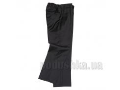 Зауженные школьные брюки Юность 277 черные 36 (Р-146, ОГ-68, ОТ-66)