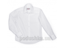 Рубашка школьная Юность 830 белая 40 (Р-152, ОГ-80, ОШ-35)