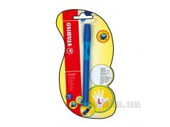 Ручка шариковая для левши Stabilo Leftright 6318/1-BL-41 синяя