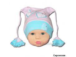 Детская шапочка для девочки Висюльки Габби 00523 48