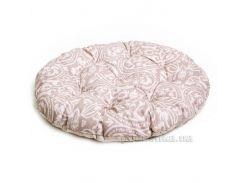 Подушка для стула круглая Прованс Классик Фреска диаметр 40 см