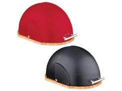Хлебница комбинированная Kamille AM-1101 цвет - красный