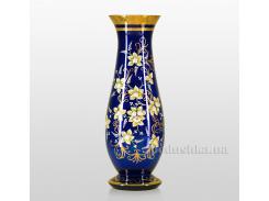Ваза Edera violet 500 mm Bohemia Sklo 17-500-037