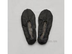 Балетки тканевые Модный Карапуз черные 06-00010 28 (17,5 см)