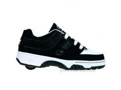 Роликовые кроссовки Grind аnd Roll PRO Heelys черные размер 33 (02)