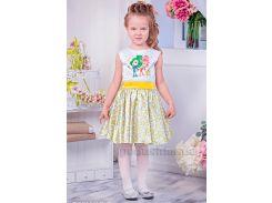 Нарядное платье для девочки Фиксики Zironka 196-3 128