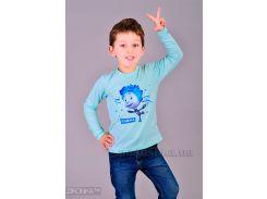 Кофточка для мальчика Fixi Sport Zironka мятная 104