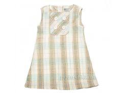 Платье букле Kids Couture 16-04 в полоску 28