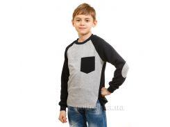 Кофта Стежка Kids Couture темно-синяя 34 (Р-122, ОГ-62, ОТ-52)