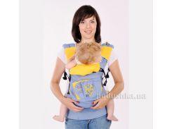 Эрго рюкзак украинский Модный карапуз My baby 03-00345