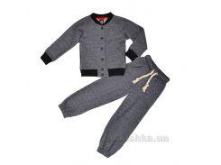 Спортивный костюм Jumper Timbo K025476 серый 128