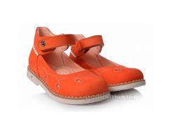 Детские туфли Theoleo 112 красные 28