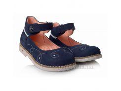 Детские туфли Theoleo 113 синие 28