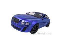 Машинка радиоуправляемая 1:14 Bentley Coupe Meizhi MZ-2048b синий