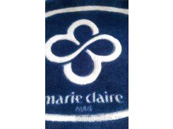 Коврик в ванную комнату Marie Claire Sally синий 66х107 см