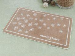 Коврик в ванную комнату Marie Claire Breeze коричневый 66х107 см
