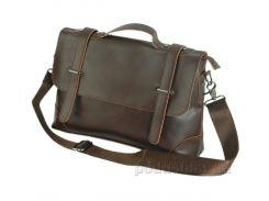 Сумка-портфель Traum 7170-15 коричневая