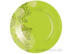 Тарелка десертная Luminarc Piume Green 19 см J7659