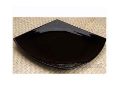 Тарелка обеденная Luminarc Quadrato Black 26 см J0591