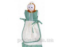 Полотенце кухонное махровое Zastelli фигурка Девочка 25х50 см