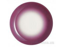 Тарелка десертная Luminarc Winter Fizz Purple 20,5 см J7835