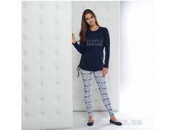 Пижама женская Arya Печатная 10063 L