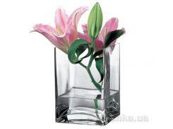 Ваза Pasabahce Flora 43074 1шт прямоугольная 180мм