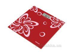 Весы напольные Sencor SBS2507RD красные