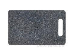 Доска разделочная Zeller Granitoptik с ручкой G26056 30 см прямоугольная