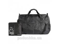 Сумка раскладная дорожная Tucano Compatto XL Weekender Packable Black BPCOWE