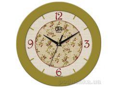 Часы настенные ЮТА Fashion 350Х350Х47мм 08-FO