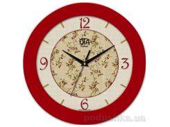 Часы настенные ЮТА Fashion 350Х350Х47мм 08-FR