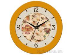 Часы настенные ЮТА Fashion 350Х350Х47мм 18-FY