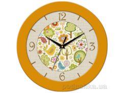 Часы настенные ЮТА Fashion 350Х350Х47мм 19-FY